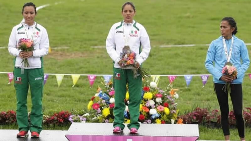marisol romero mexico atletismo centroamericanos caribe