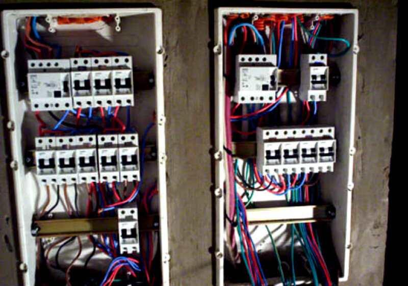 Instalaciones el�ctricas