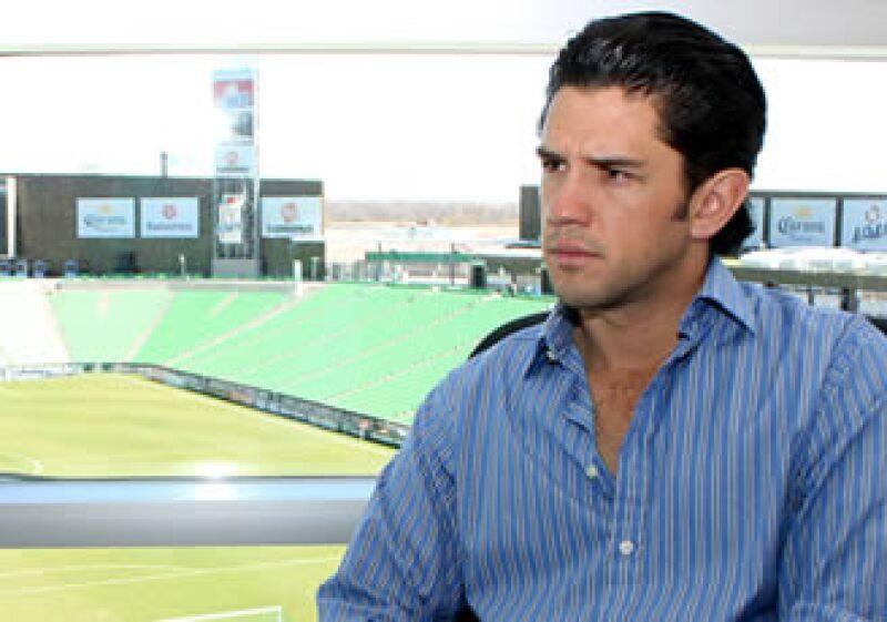 Alejandro Irarragorri, un santo exitoso (Foto: Mediotiempo.com - Juan Manuel Terán)