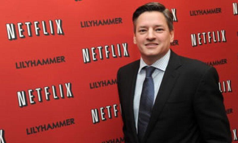 El director de contenido de la firma, Ted Sarandos, dice que la serie más exitosa es Orange is the New Black. (Foto: Getty Images)