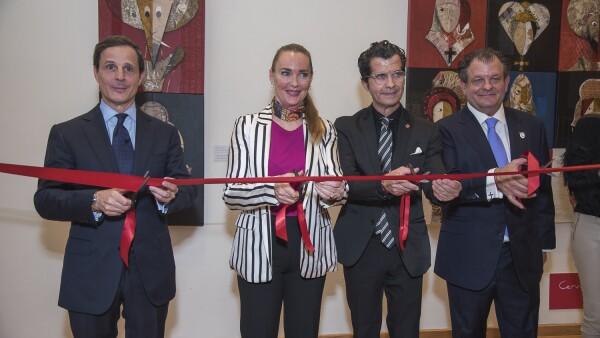 exposición México y España unidas por sangre y cultura