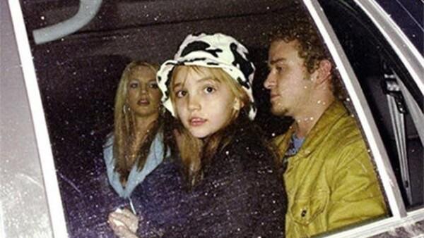 La hermana menor de Britney Spears, Jamie Lynn compartió junto a un extraño mensaje, una imagen en la que aparecen Justin, Britney y Jamie cuando las estrellas del pop eran novios.