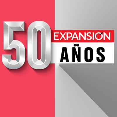 50 años de Expansión / media principal página especiales Expansión