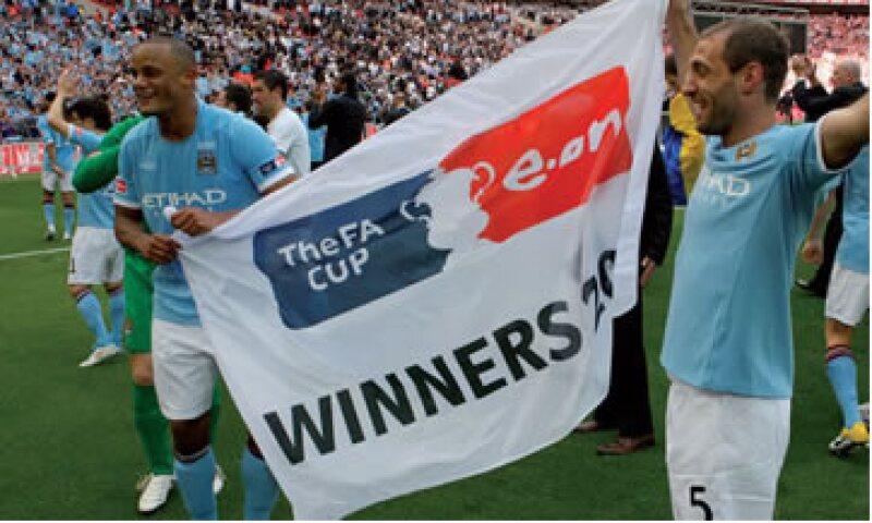 El Manchester City conquistó su primer gran trofeo en 35 años al ganar la Copa de la FA este año. (Foto: Cortesía Manchester City)