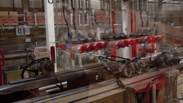 Los empaques se degradan entre 4 y 5 a�os. En esta etapa del proceso se generan entre 110 y 135 paquetes p/min