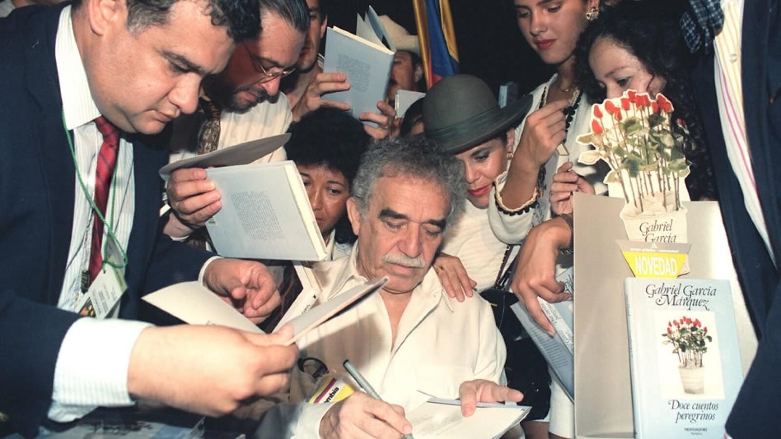 gabriel garcia marquez 1992