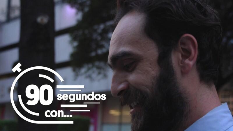 #90SegundosCon   Andrés Lajous