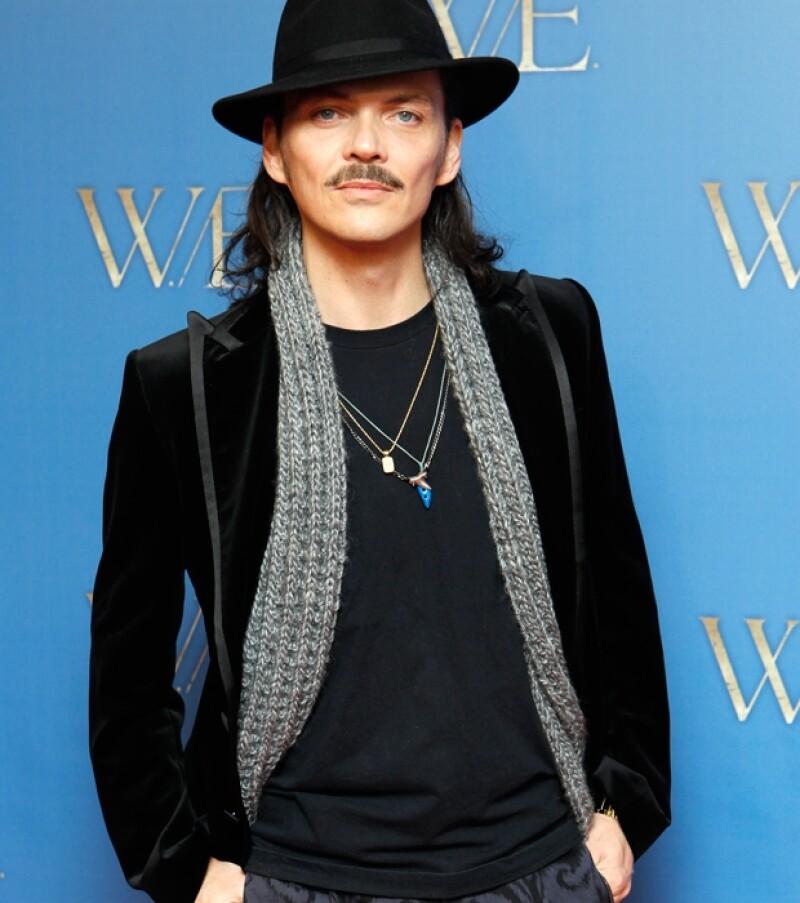 El creativo ha estado nominado tres veces al Diseñador del Año en los British Fashion Awards.