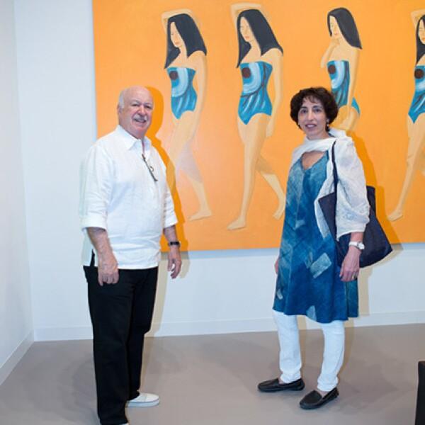 Bruno Newman,Patricia Agraz