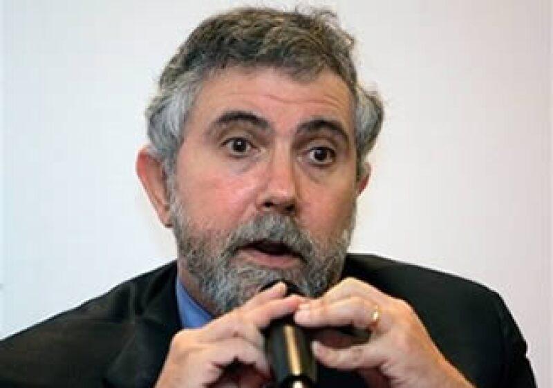 Paul Krugman considera que la recuperación podría darse primero en Asia y Europa. (Foto: AP)