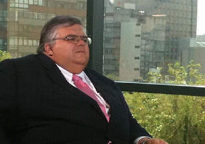Agustín Carstens pide mayor representaciones para los países emergentes como China. (Foto: CNNExpansión)