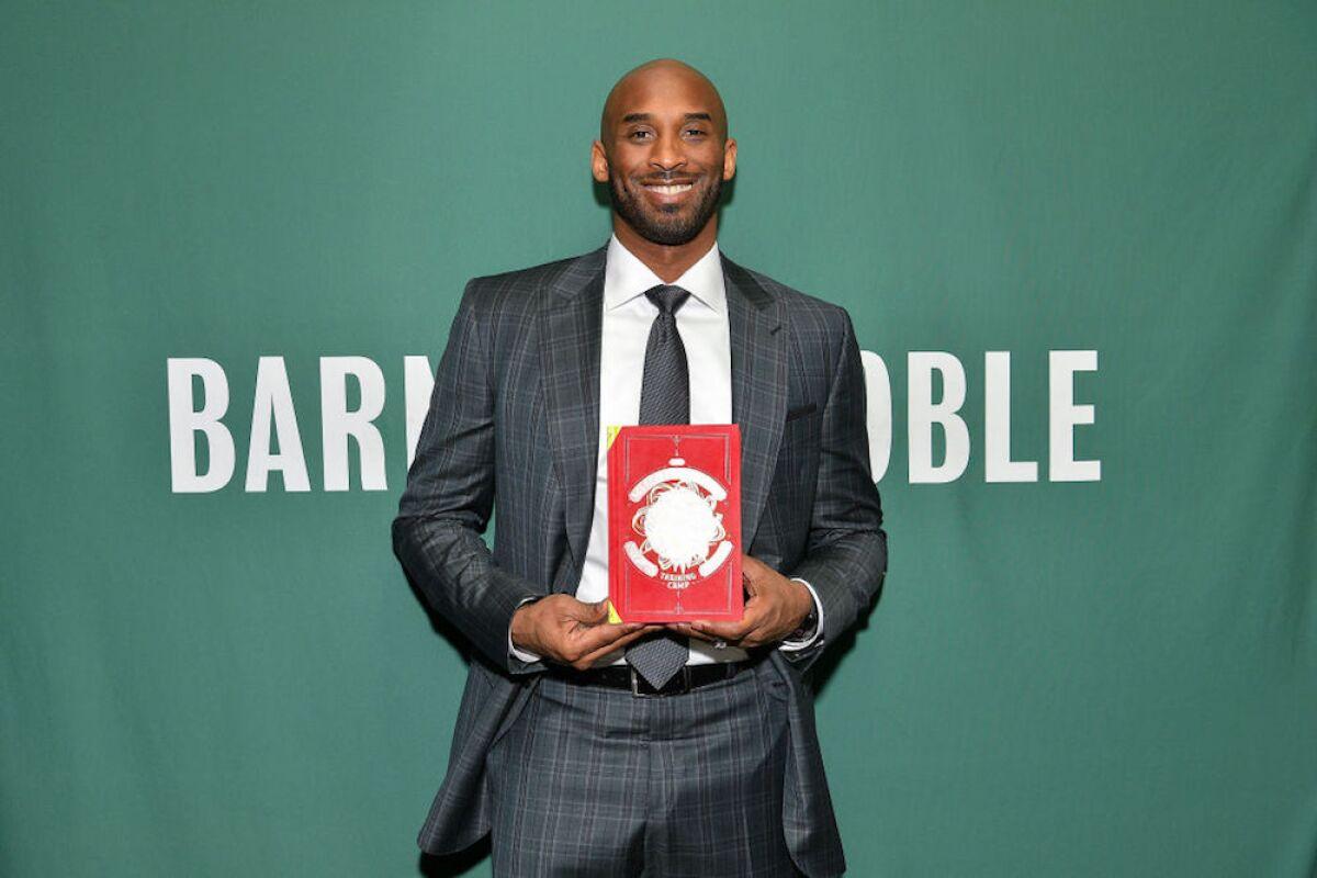 Aparece misterioso post en la cuenta de Kobe Bryant