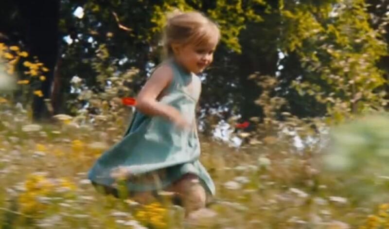 Esta mañana se dio a conocer el teaser de la cinta que protagoniza la actriz y donde también participa la pequeña Vivienne Jolie-Pitt.