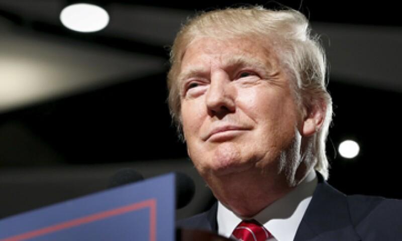 Donald Trump espera que las personas y los medios se disculpen con él. (Foto: Reuters )