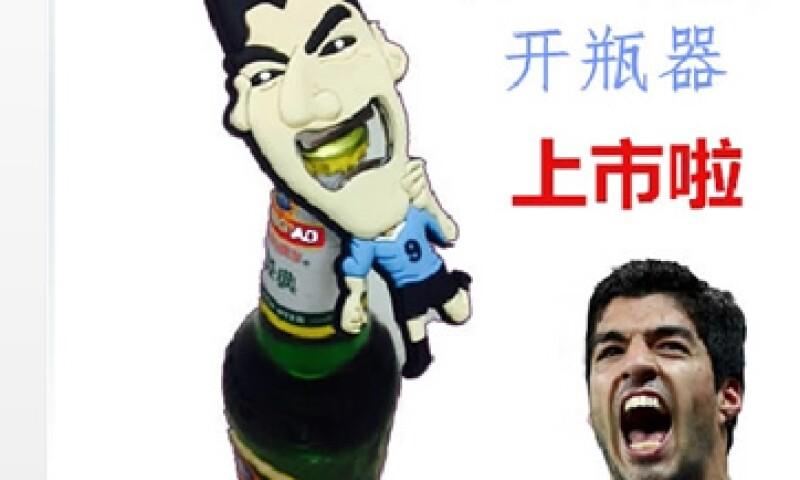 En el sitio de comercio Taobao se pueden encontrar piezas como la que se muestra. (Foto: Tomada del sitio www.taobao.com)