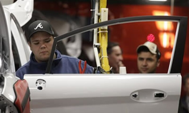 El índice de NY sirve como un termómetro sobre la producción industrial de todo EU. (Foto: AP)
