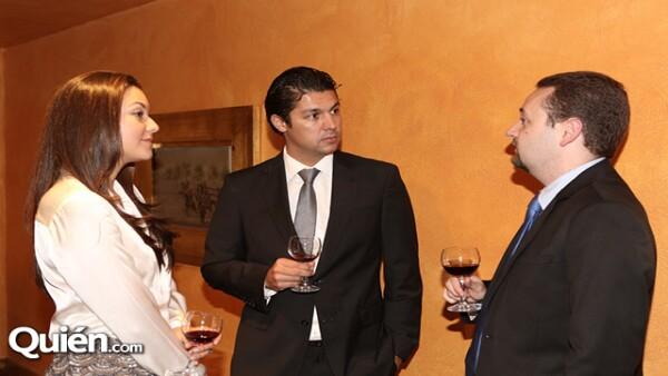 Elisa Pérez,Daniel García,José García