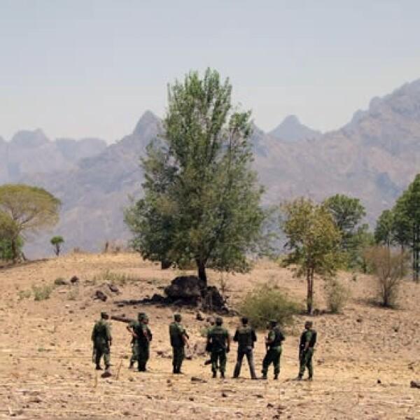 Ejército Durango zona 10