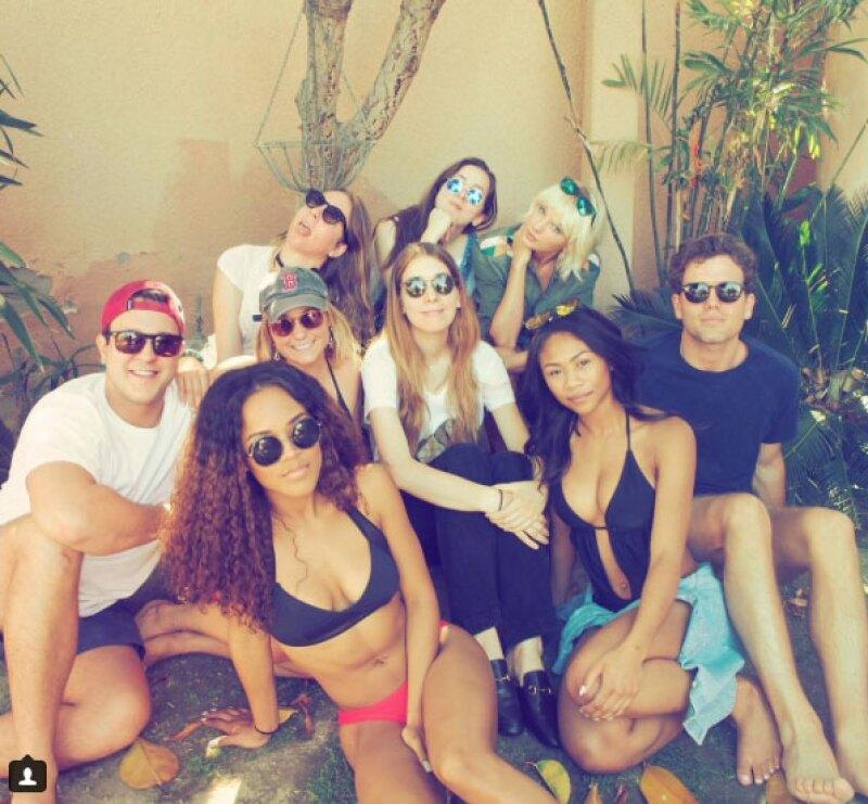 El squad de Taylor Swift está listo para tomar por sorpresa a Coachella.