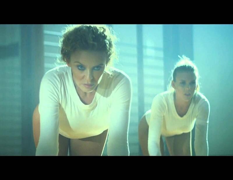 Kylie explota su lado más sensual en el estreno de su nuevo videoclip.