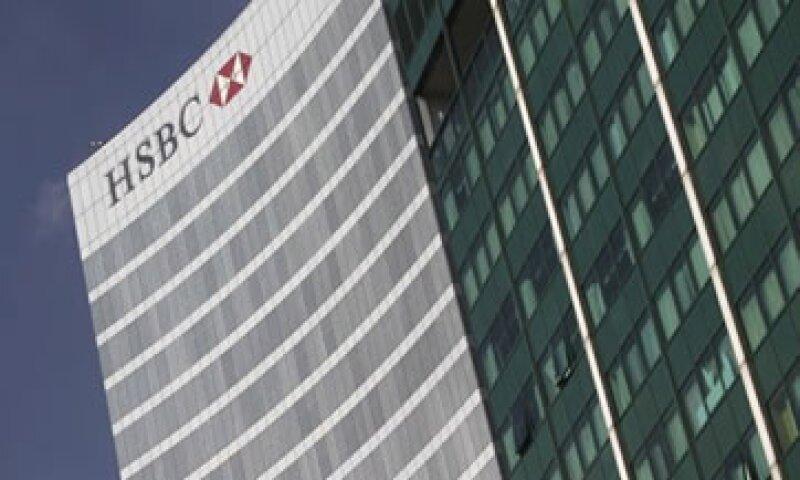 HSBC fue multado en diciembre por 1,900 mdd por débiles controles antilavado de dinero.  (Foto: Reuters)