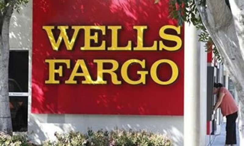 Wells Fargo dijo que el alza en sus ganancias se debe a su negocio diversificado. (Foto: Archivo)
