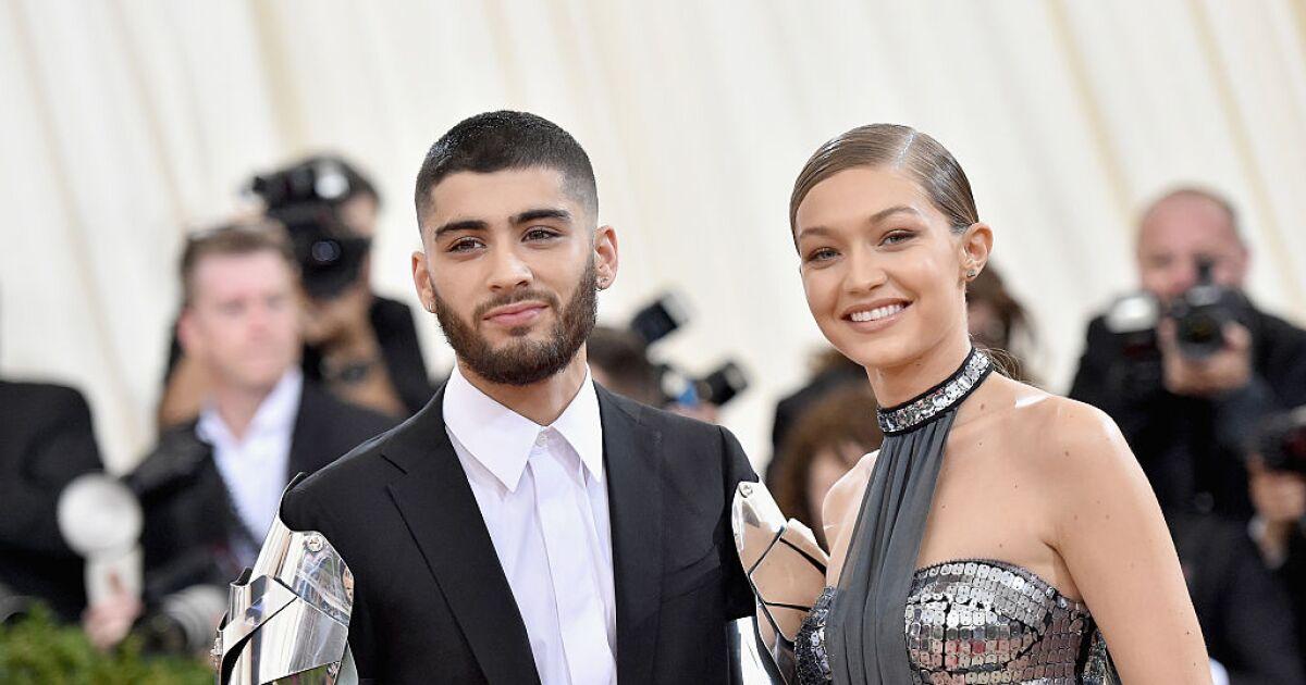 Cuenta regresiva: Gigi Hadid y Zayn Malik están listos para recibir a su bebé