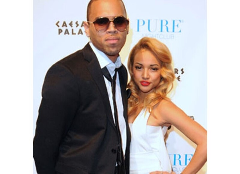 Chris Brown mantuvo una relación con la modelo en 2011 y terminaron un año después.
