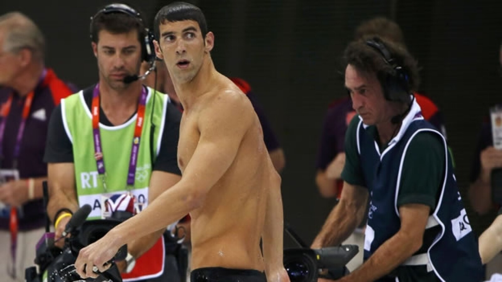 michael phelps londres medalla record