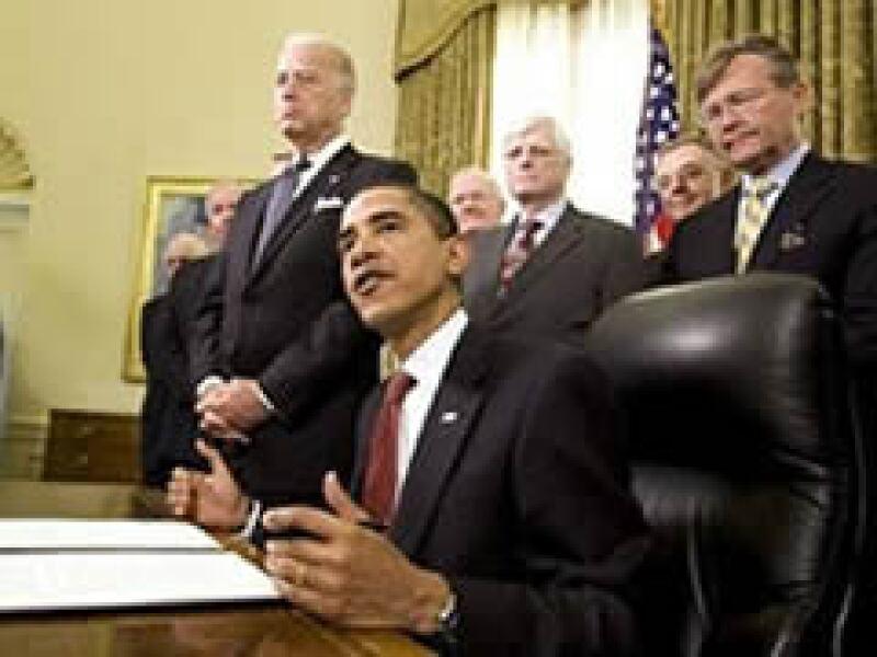 El nuevo presidente estadounidense muestra un estilo sereno y bien informado en sus primeros días en el cargo. (Foto: Reuters)