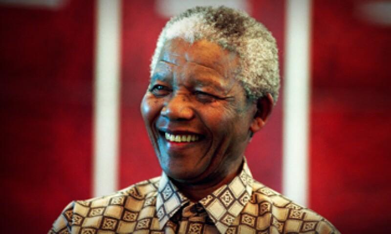 El expresidente sudafricano Nelson Mandela falleció a sus 95 años en Johannesburgo. (Foto: Getty Images)
