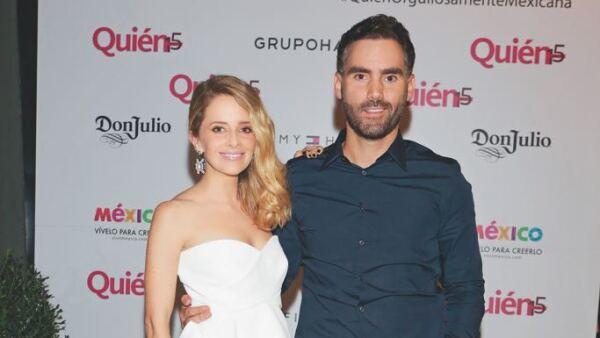 Florentina Romo y Enrique Acevedo
