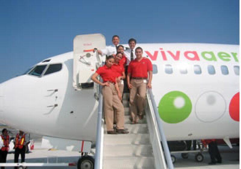 La compañía espera transportar 2.4 millones de pasajeros este año.  (Foto: Cortesía)