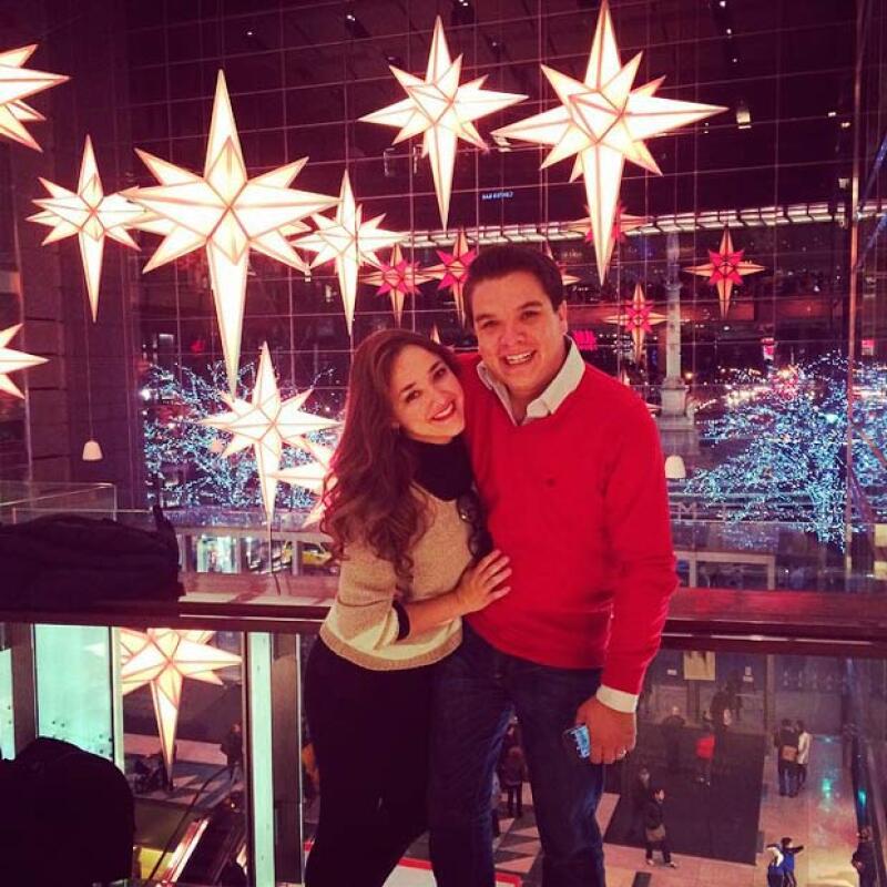 Previo a su crisis, la pareja compartía en redes sociales sus mejores momentos juntos.