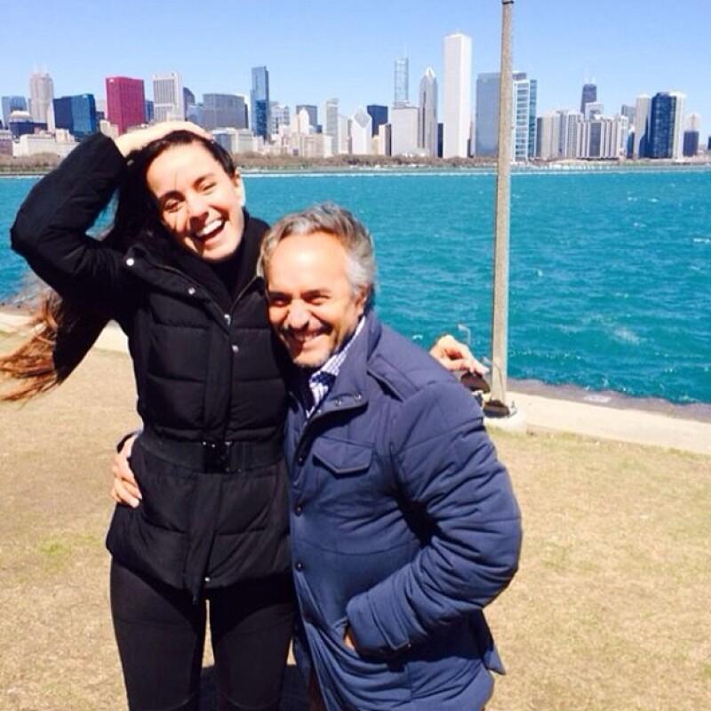La actriz comparte en las redes sociales el amor que tiene por su novio Nicolás Vale.