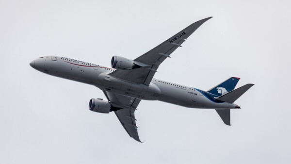Aeromexico Boeing 787 Dreamliner