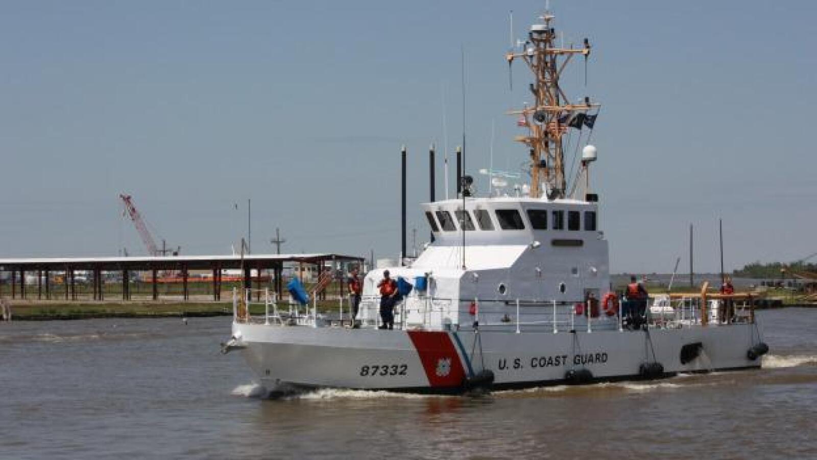 Una mancha de petróleo avanza hacia el delta del Mississippi