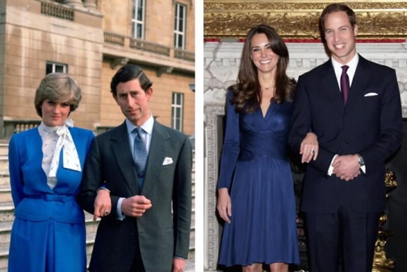 La Duquesa de Cambridge ha lucido espectaculares joyas y accesorios en diferentes eventos, aunque la mayoría pertenecen a otros miembros de la realeza.