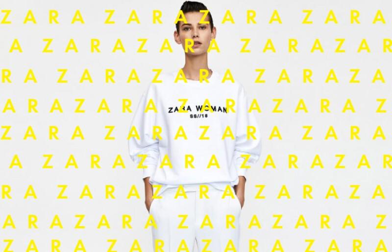 Zara.logomania