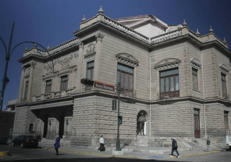 Teatro Ricardo Castro, Durango