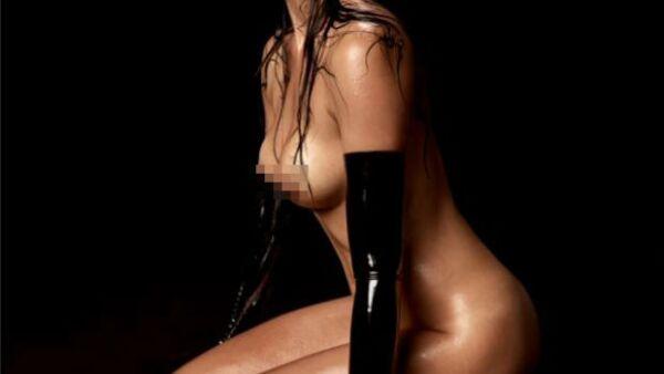 La modelo brasileña se acompaña de Gigi Hadid y Natalia Vodianova como parte de las 12 bellezas que engalanan cada uno de los meses del emblemático almanaque.