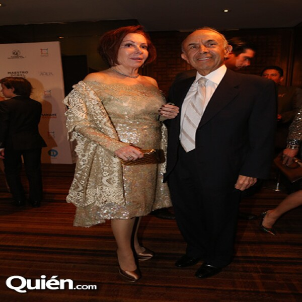 María Luisa Serna,Clemente Serna