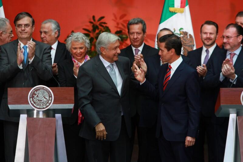 López Obrador Peña Nieto reforma educativa