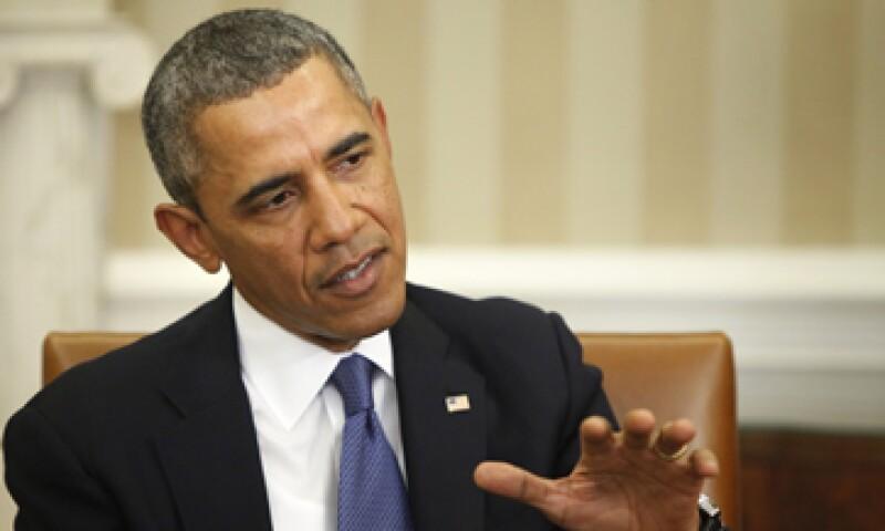 Obama tiene un presupuesto de 1.014 billones de dólares para 2015. (Foto: Reuters)
