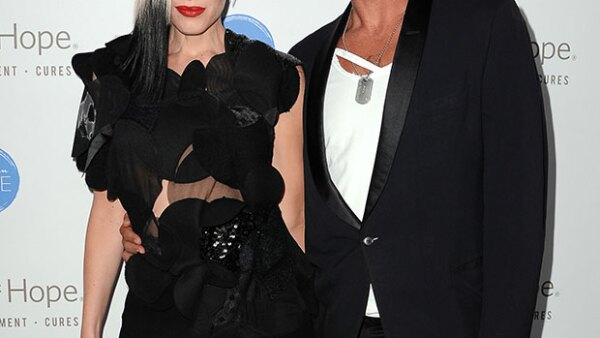 La cantante describe como una tortura los últimos meses de convivencia con su exmarido y padre de sus hijos, Gavin Rossdale.