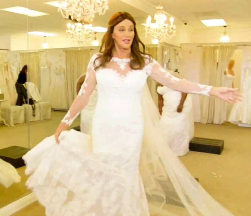 El reality de la estrella transgénero llega a su segunda temporada con muchas sorpresas y, entre ellas, Cait se muestra interesada en un vestido de novia. ¿Planea boda?