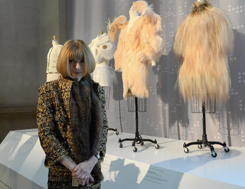 Anna Wintour nos cuenta los secretos detrás de la creación de la Met Gala.