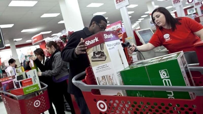 Black Friday viernes negro compras consumismo supermercado ventas