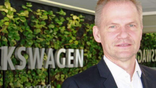 Steffen Reiche, nuevo presidente del Consejo de VW de M�xico