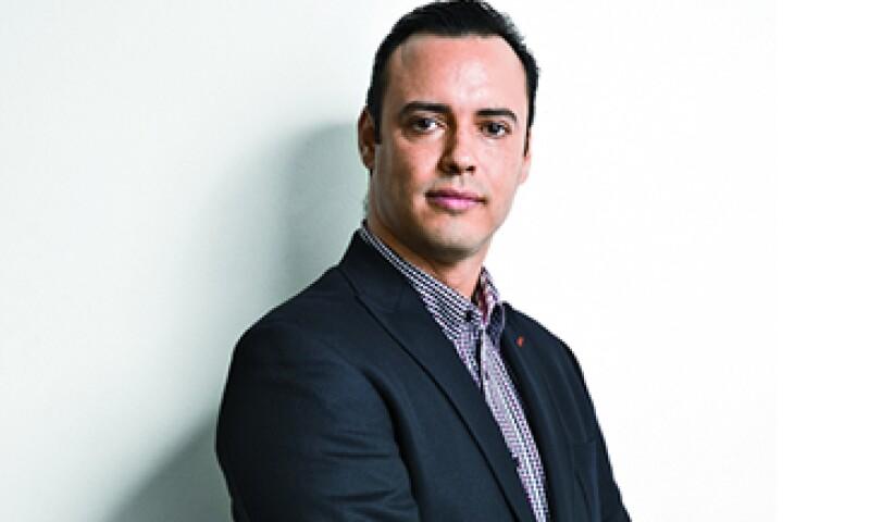 Octavio Cárdenas tiene 39 años y en 2013 logró que las ventas de Jabil Circuit en México crecieran 8%. (Foto: Jorge Garaiz, Dayan Jiménez y Marc Fauche)